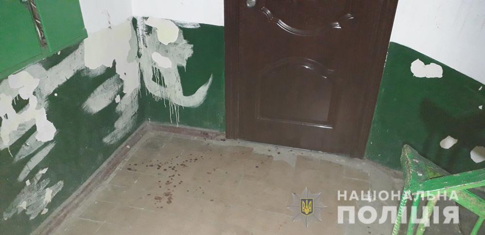 Виновника разыскивает полиция / фото Нацполиция Одесской области