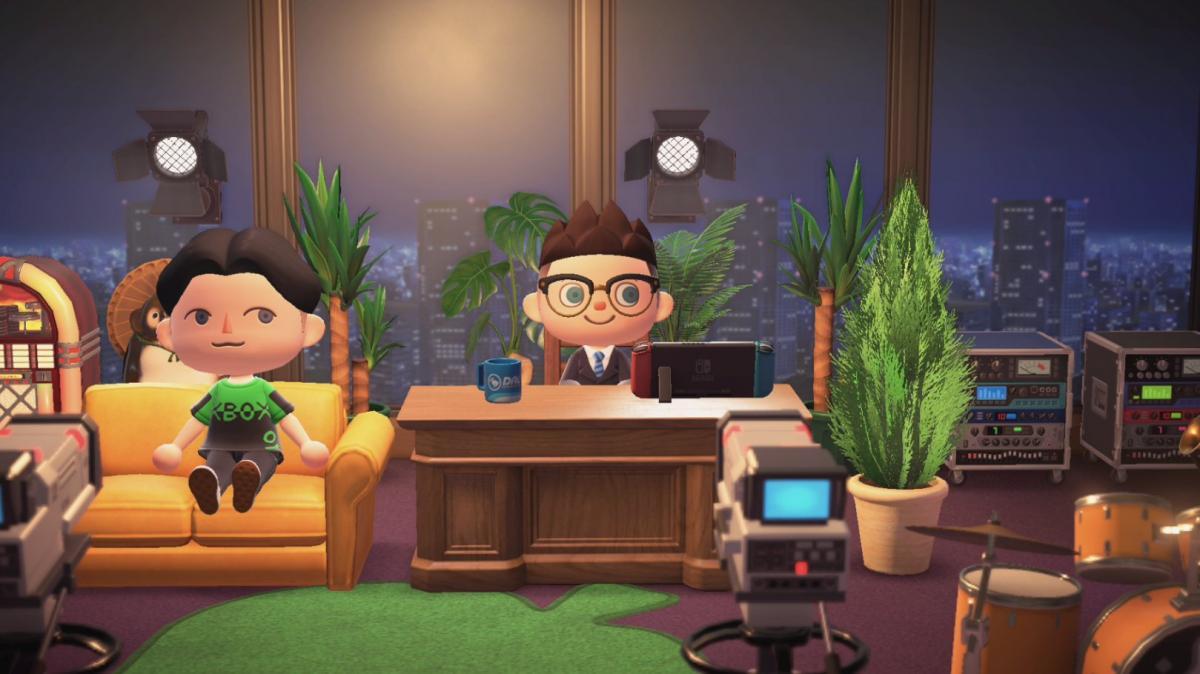 Глава Xbox дасть інтерв'ю в грі Animal Crossing: New Horizons / twitter.com/garywhitta