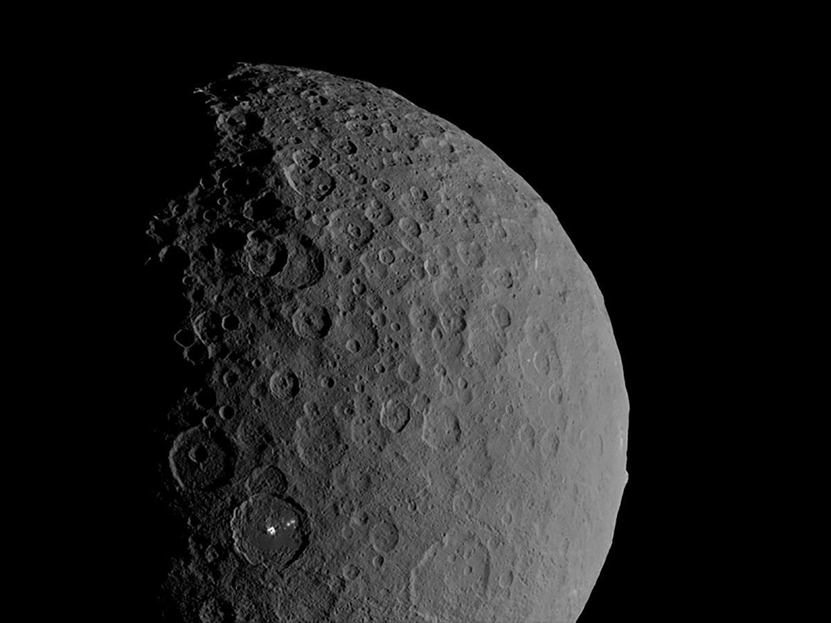 Планету Церера виявили в 1801 році / REUTERS