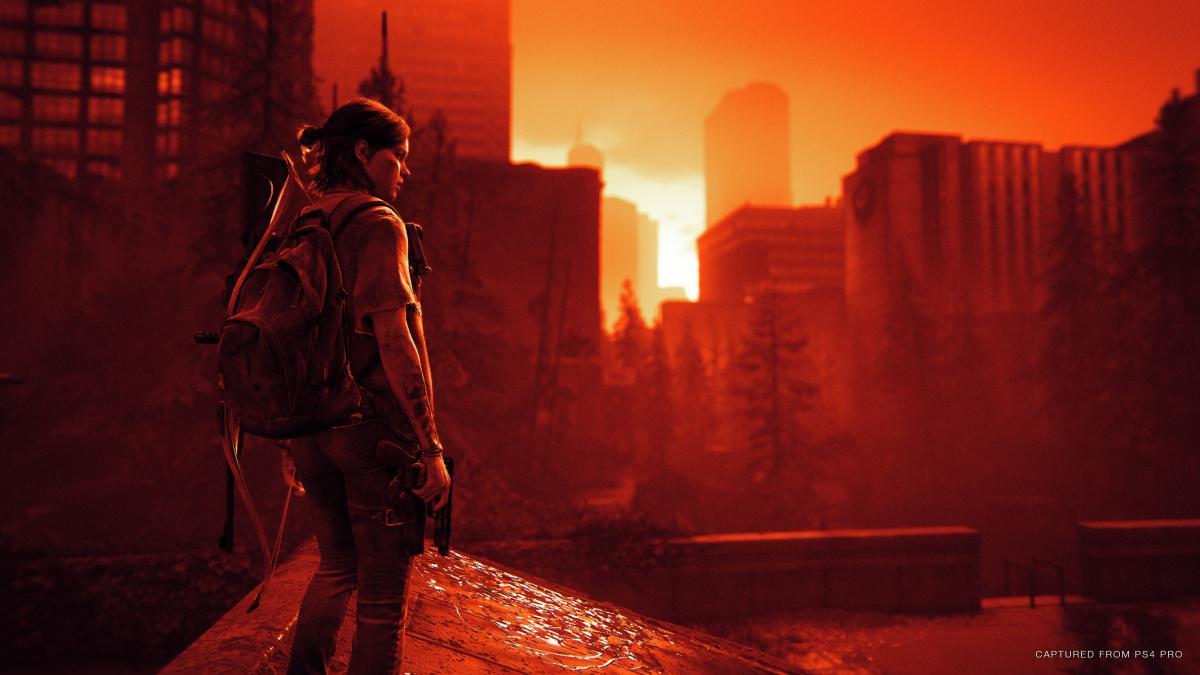 Для The Last of Us Part II выйдет крупный патч /фото Naughty Dog