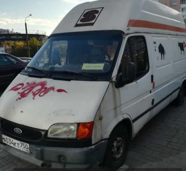 Журналисты нашли владельца авто с российскими номерами / белорусская служба Радио Свобода