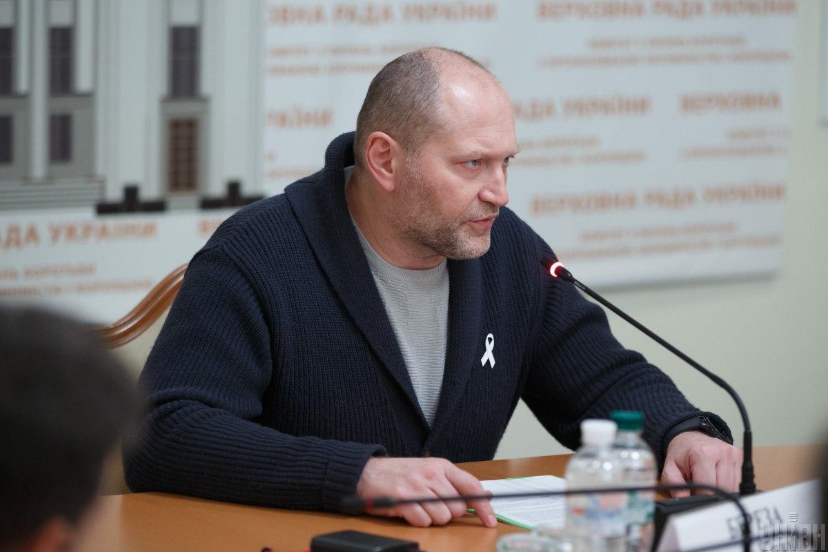 Борислав Береза баллотироваться в мэры Киева / фото УНИАН