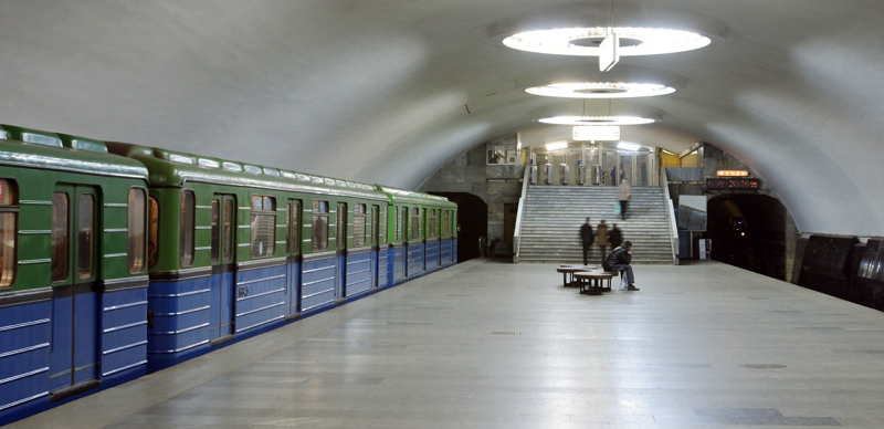 В Харокви переименовали станцию метро \ metro.kharkov.ua