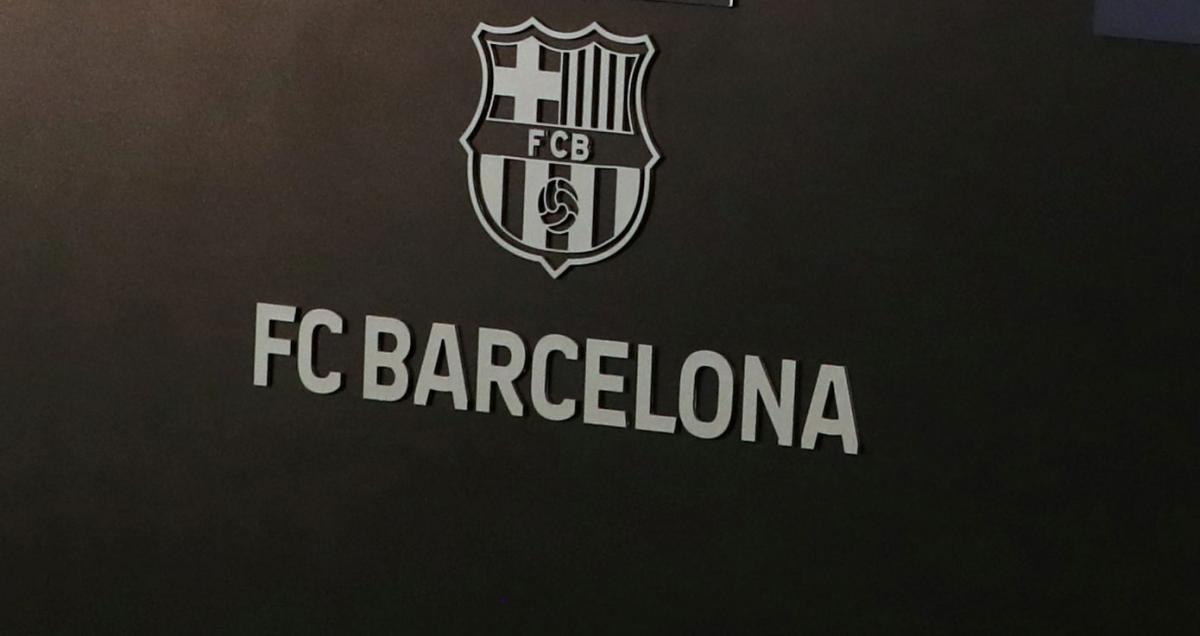 Эмблема Барселоны / фото REUTERS