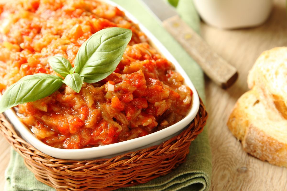 Рецепт икры из баклажанов / фото ua.depositphotos.com