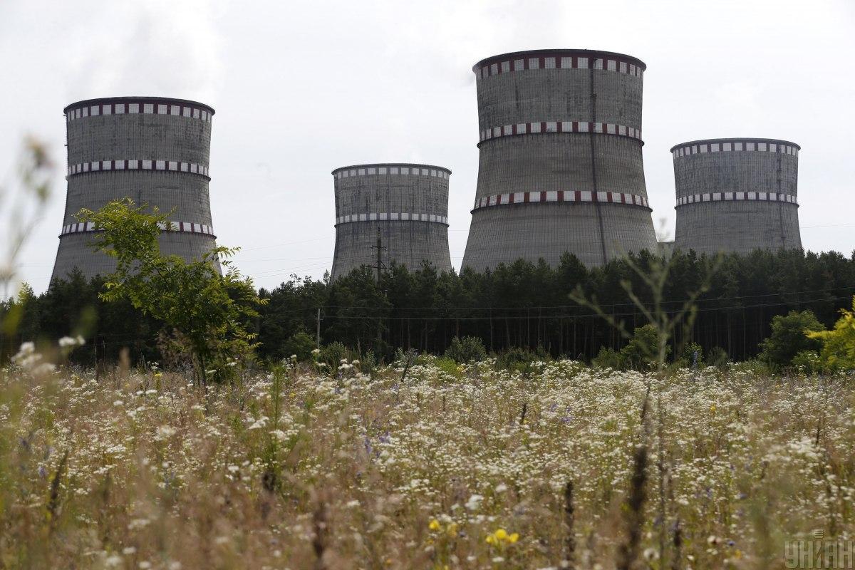 Все годы независимости атомная генерация оставалась островом стабильность на энергорынке Украины / фото УНИАН