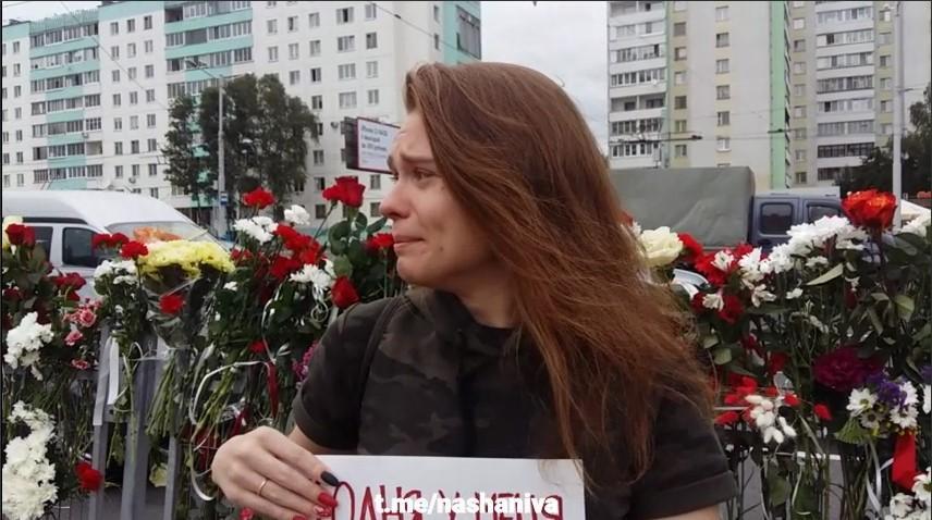 Дівчина виросла на Пушкінській / скріншот з відео