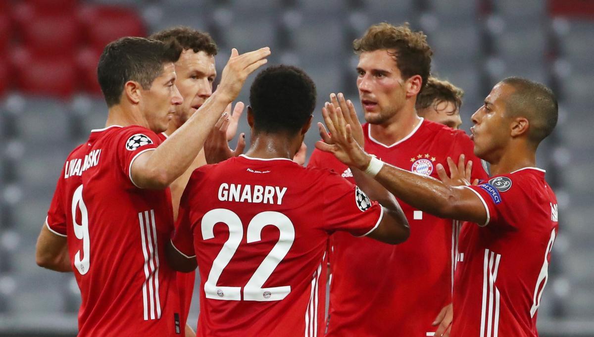 Букмекери більше вірять в Баварію / фото REUTERS