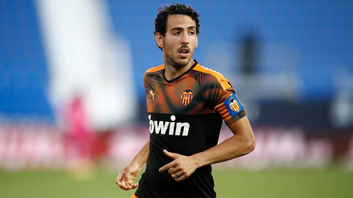 Парехо був капітаном Валенсії / фото twitter.com/valenciacf