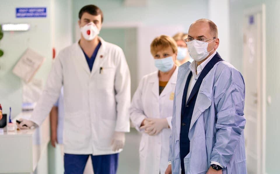Степанов розповів про підготовку до другої хвилі коронавірусу в Україні / фото facebook.com/pg/moz.ukr
