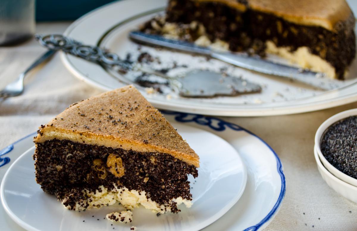 Рецепт макового пирога/ фото ua.depositphotos.com