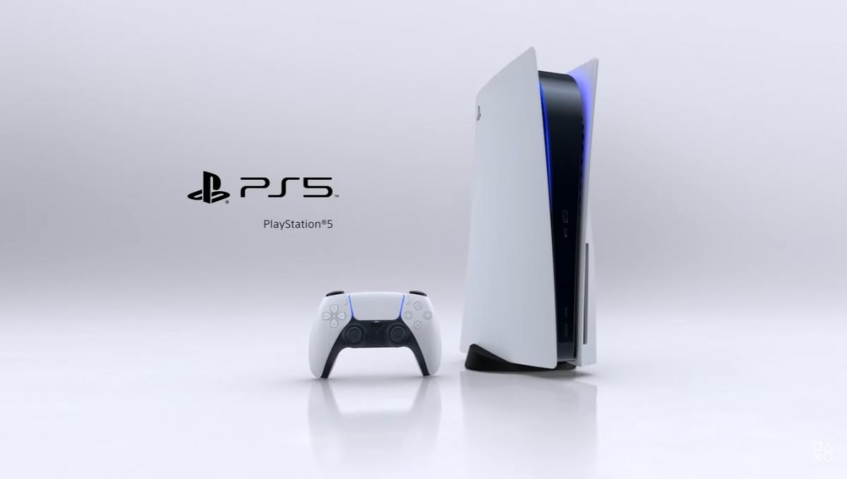 PlayStation 5 / скриншот из трейлера