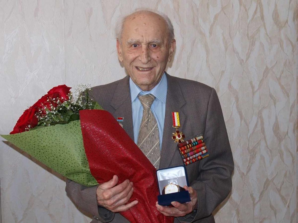 Трудовой стаж врача - 78 лет / фото: пресс-службы мерииОдессы