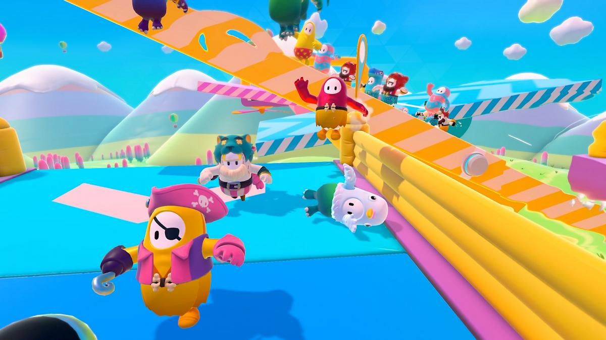 В Fall Guys на PlayStation 4 играют более 8 миллионов человек / playstation.com