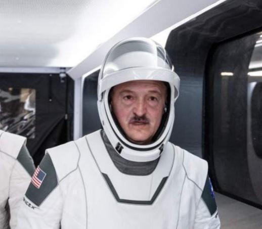 Білоруси запропонували відправити Лукашенко в космос / Скріншот