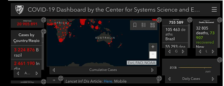 дані gisanddata.maps.arcgis.com