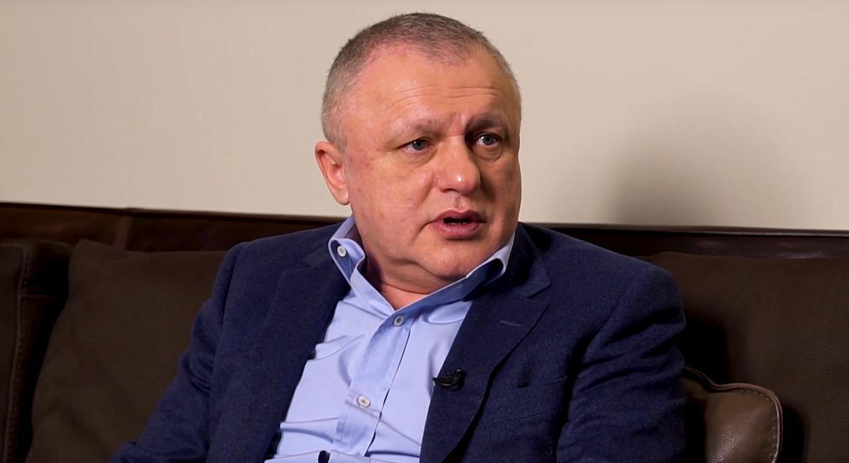 Суркіс розраховує на діалог з фанатами / фото dynamo.kiev.ua