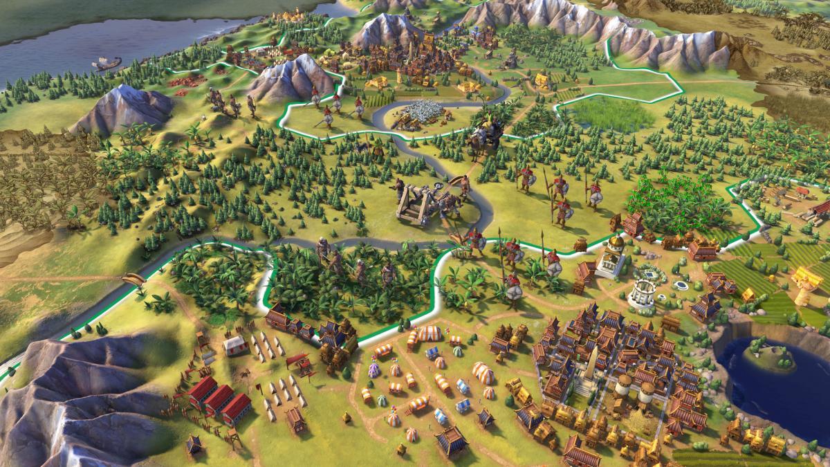 Гру Civilization VI вже можна скачати на Android / store.steampowered.com