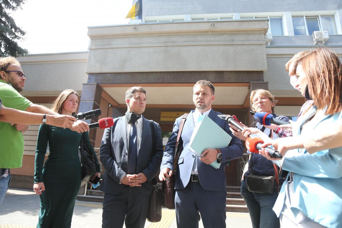Акціонери планують й надалі домагатися зняття арештів як необґрунтованих / фото УНІАН