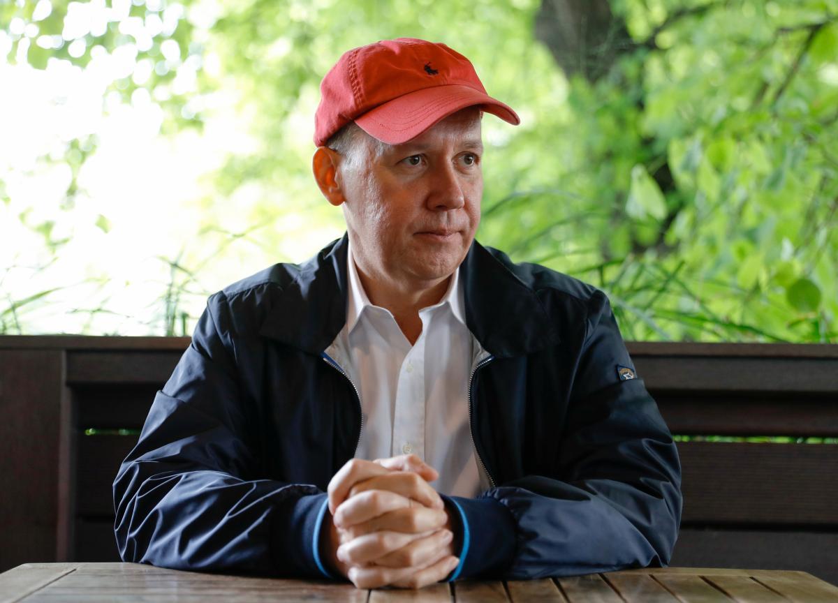Валерій Цепкало буводним з опозиційних кандидатів у президенти Білорусі / Фото: REUTERS