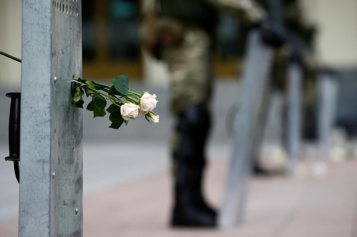 В Беларуси продолжаются митинги / REUTERS