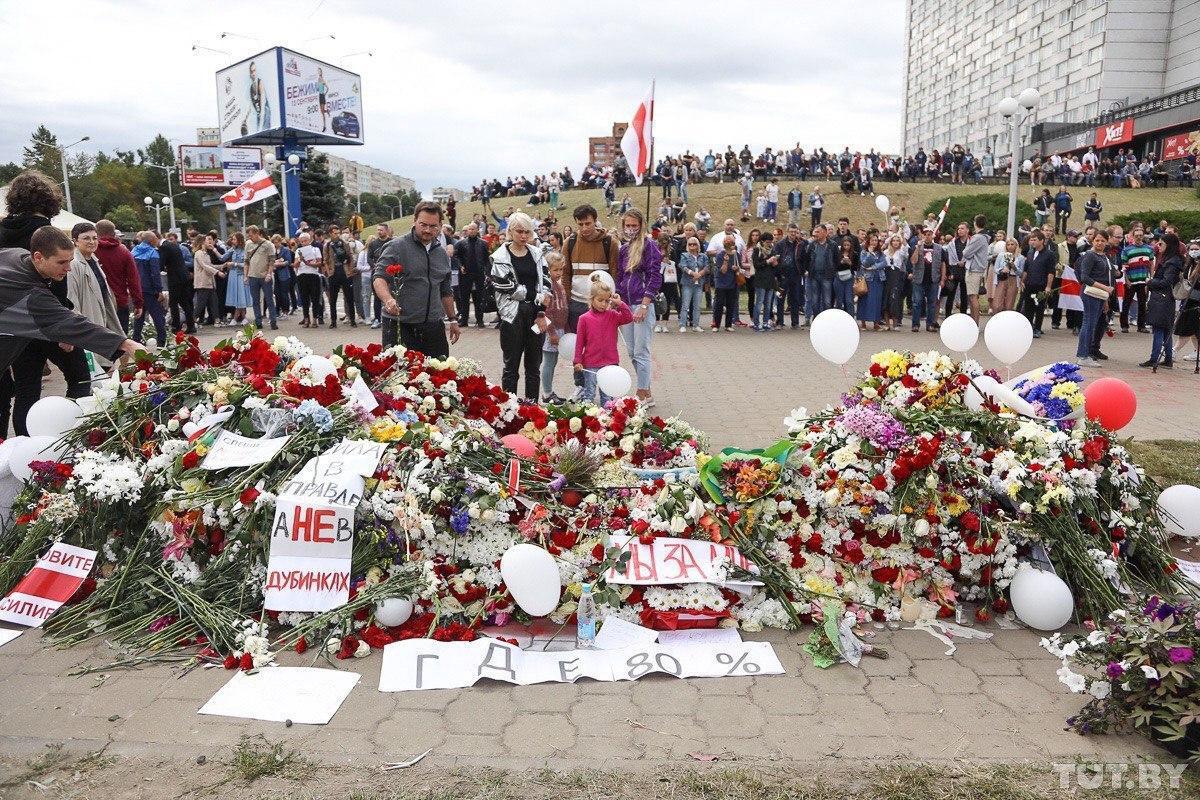 Новости Беларуси - что происходит в Беларуси сейчас: трансляция / фото: TUT.BY