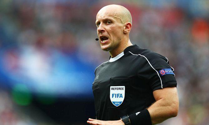 Шимон Марчіняк в минулому вже працював на двох матчах Шахтаря / фото uefa.com