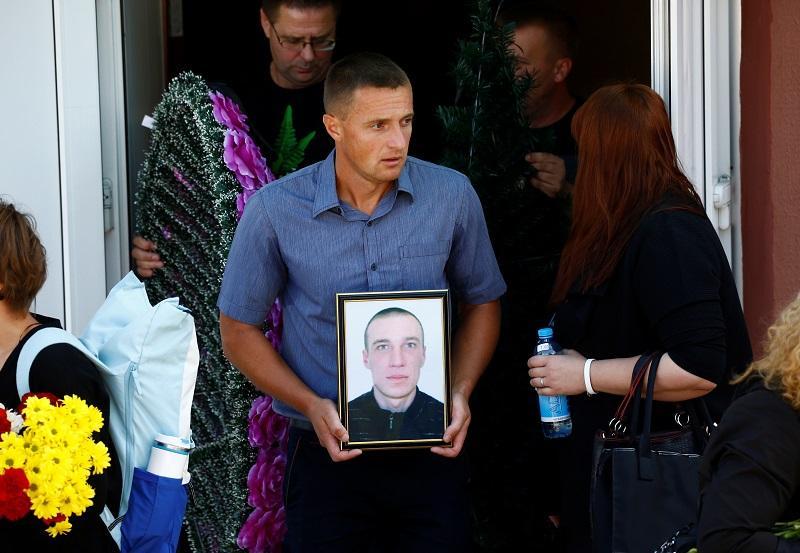 В Минске погиб активист \ REUTERS