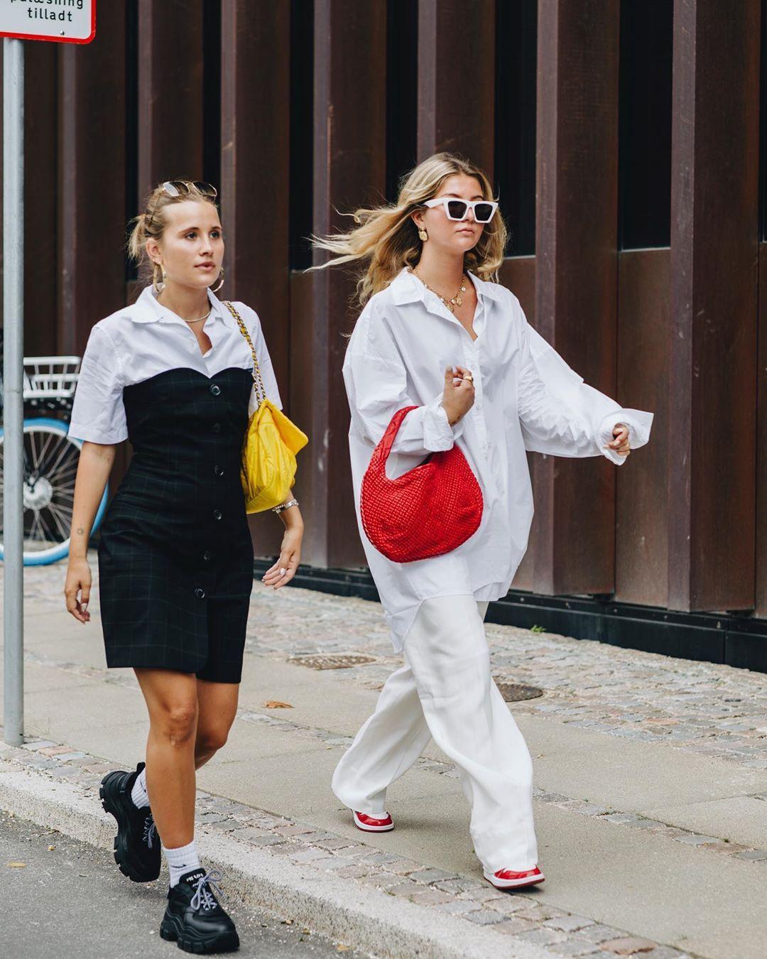 Неделя моды в Копенгагене / instagram.com/cgstreetstyle