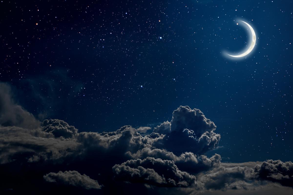 Новий Місяць 11 травня - як вплине на людей / фото ua.depositphotos.com