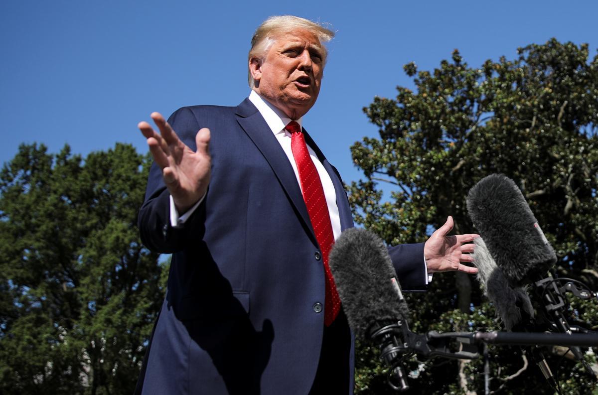 Трамп хочет до выборов договориться с Россией о новом ядерном разоружении / REUTERS