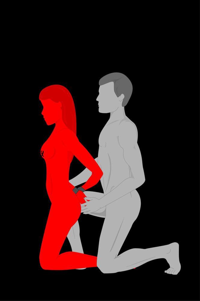 Секс в стиле 50 оттенков серого / фото pinterest.com