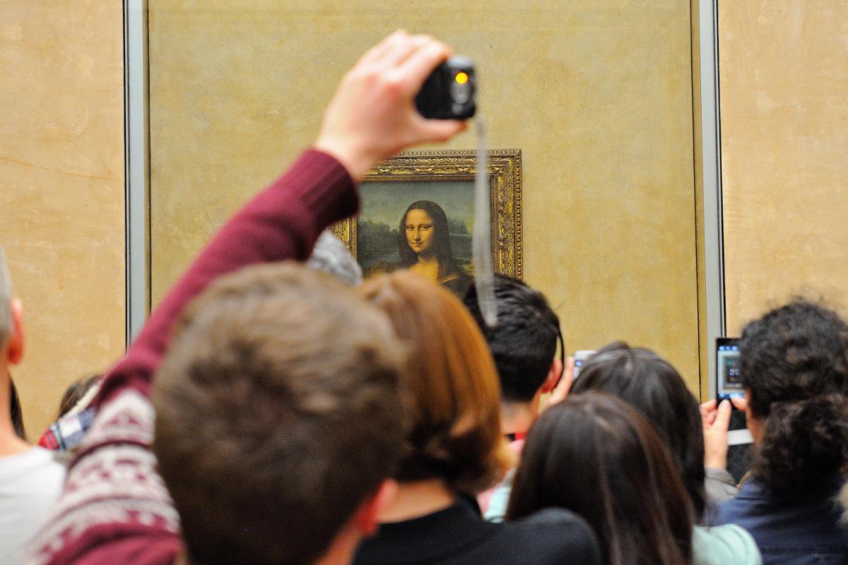 В этот день была похищена работником Лувра знаменитая «Джоконда»  / фото ua.depositphotos.com