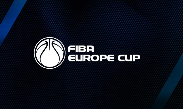 Лого Кубка Европы ФИБА / fiba.basketball
