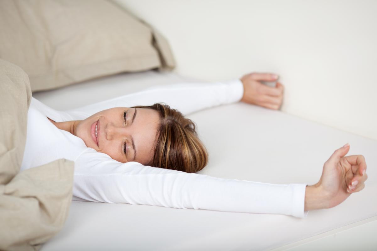 Настрій учасників дослідження покращувався водночас зі збалансуванням годин сну / фото ua.depositphotos.com