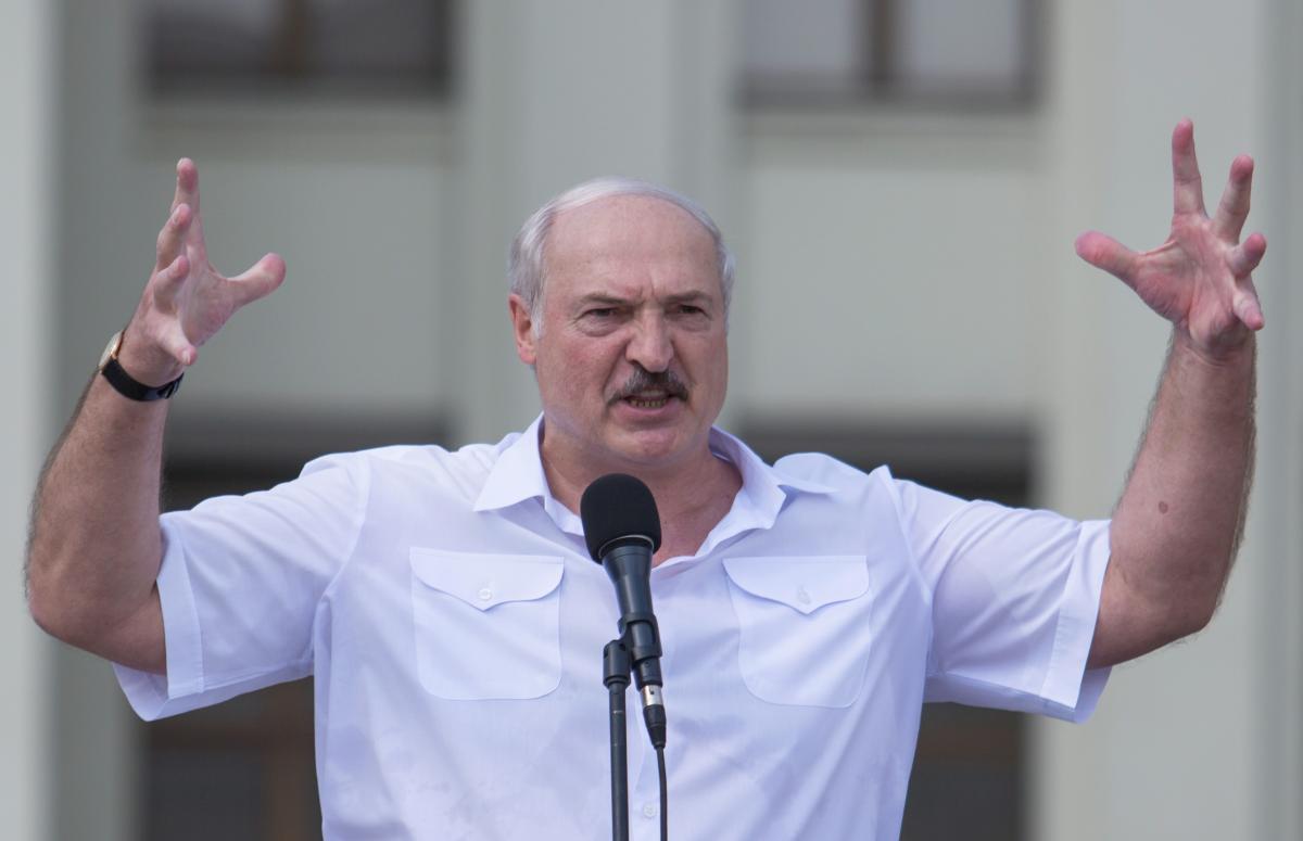 Лукашенко обвинил Украину во вмешательстве во внутренние дела Беларуси / Фото: REUTERS