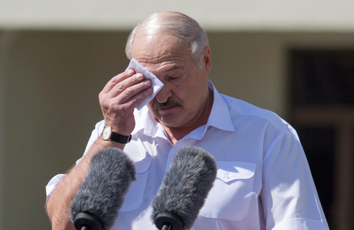 Среди подсанкционных белорусов оказался сынЛукашенко /Фото: REUTERS