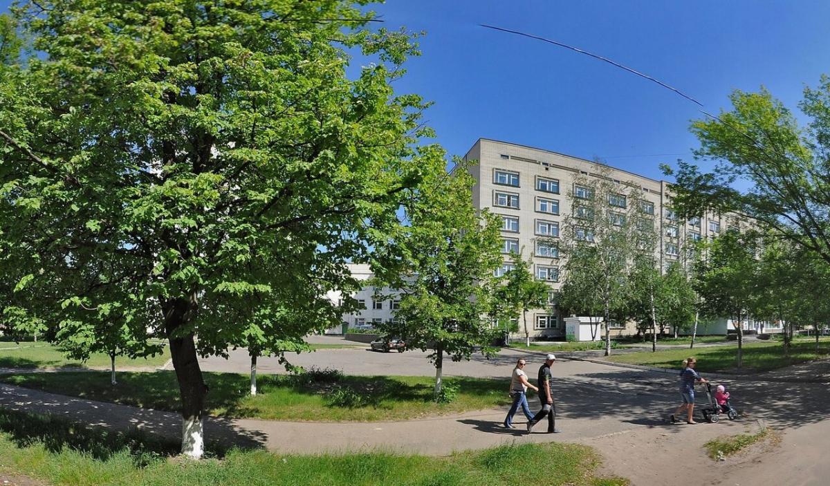 В Сумах зафиксирован рост числа заболевших COVID-19/ фото yandex.ru/maps