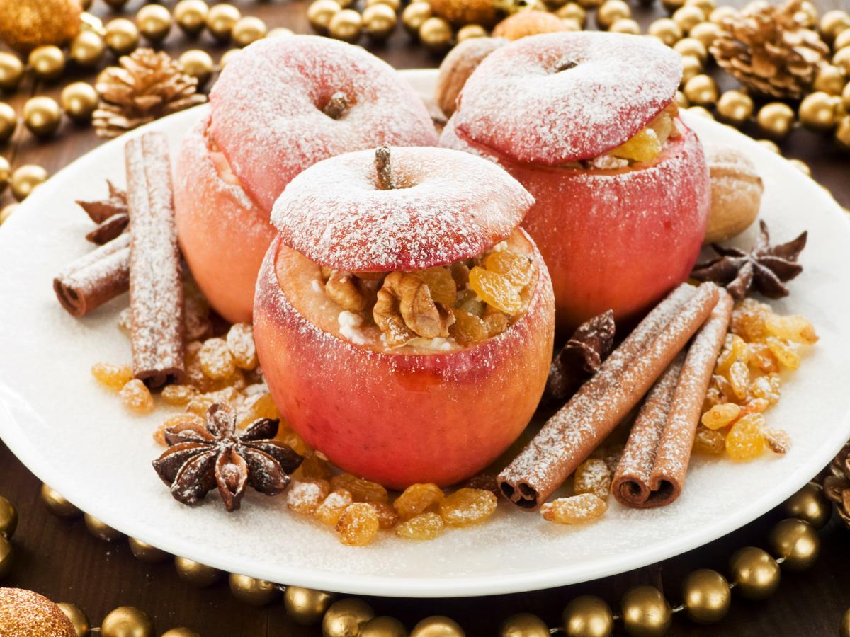 Рецепт печеных яблок / фото ua.depositphotos.com