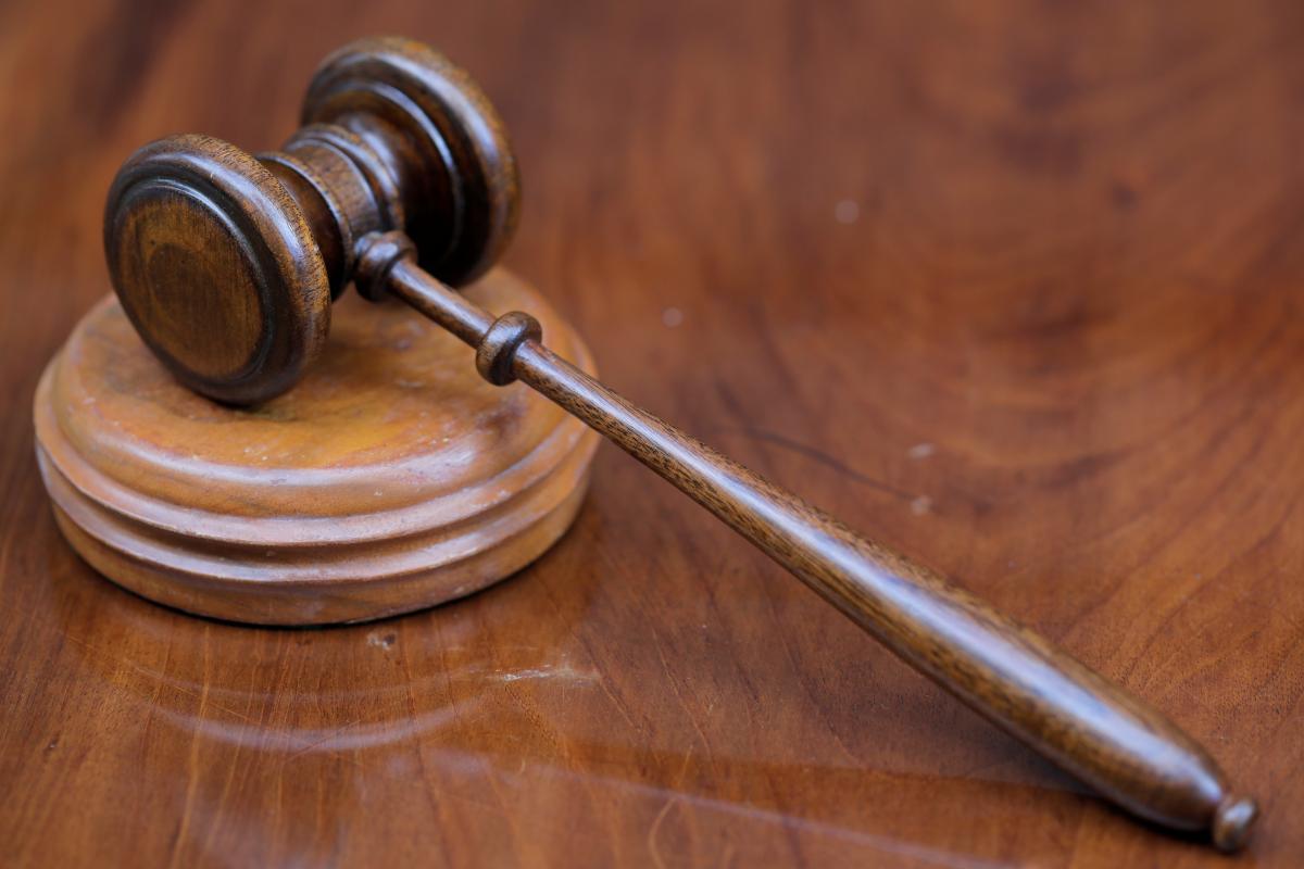 За взятки судью посадили на шесть лет с конфискацией всего имущества / фото REUTERS