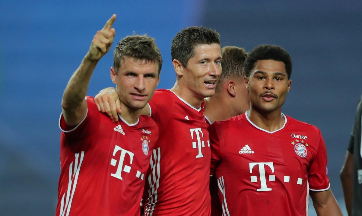 Бавария поборется за шестой трофей Лиги чемпионов в истории клуба / фото REUTERS