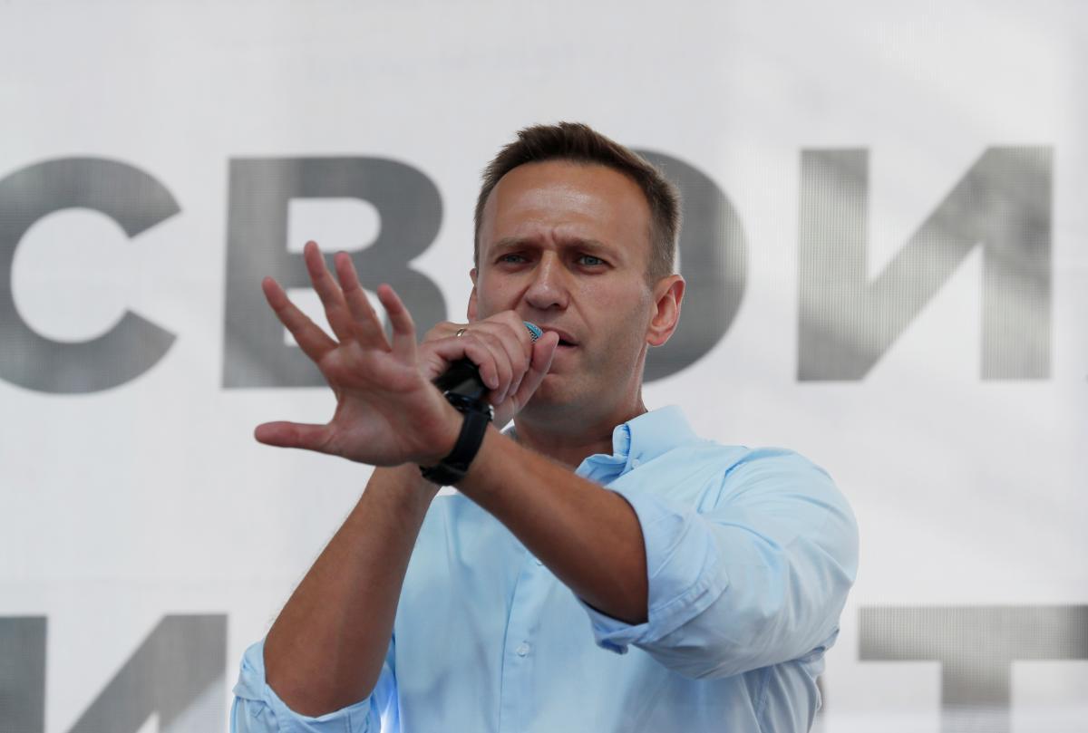 Навального госпіталізували 19 серпня у лікарню Омська/ REUTERS