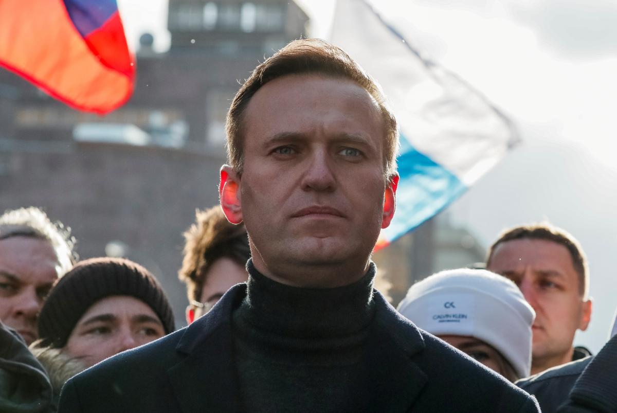 Навального оголосили в розшук у РФ / Фото: REUTERS