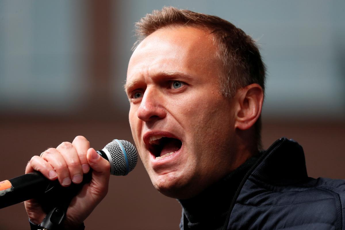 Про Крим Навальнийговорив дуже толерантно для Кремля / Фото: REUTERS