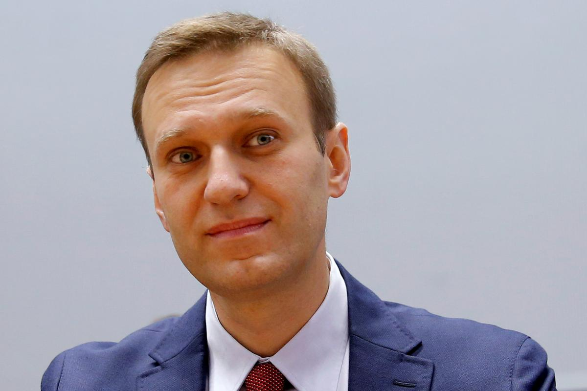 Алексея Навального госпитализировали с признаками отравления / REUTERS