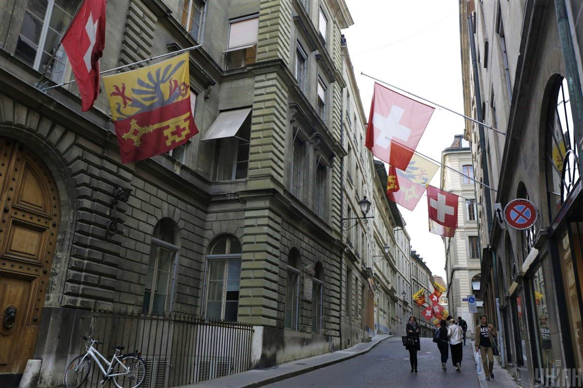 В Швейцарии усиливаюткарантин / фото УНИАН