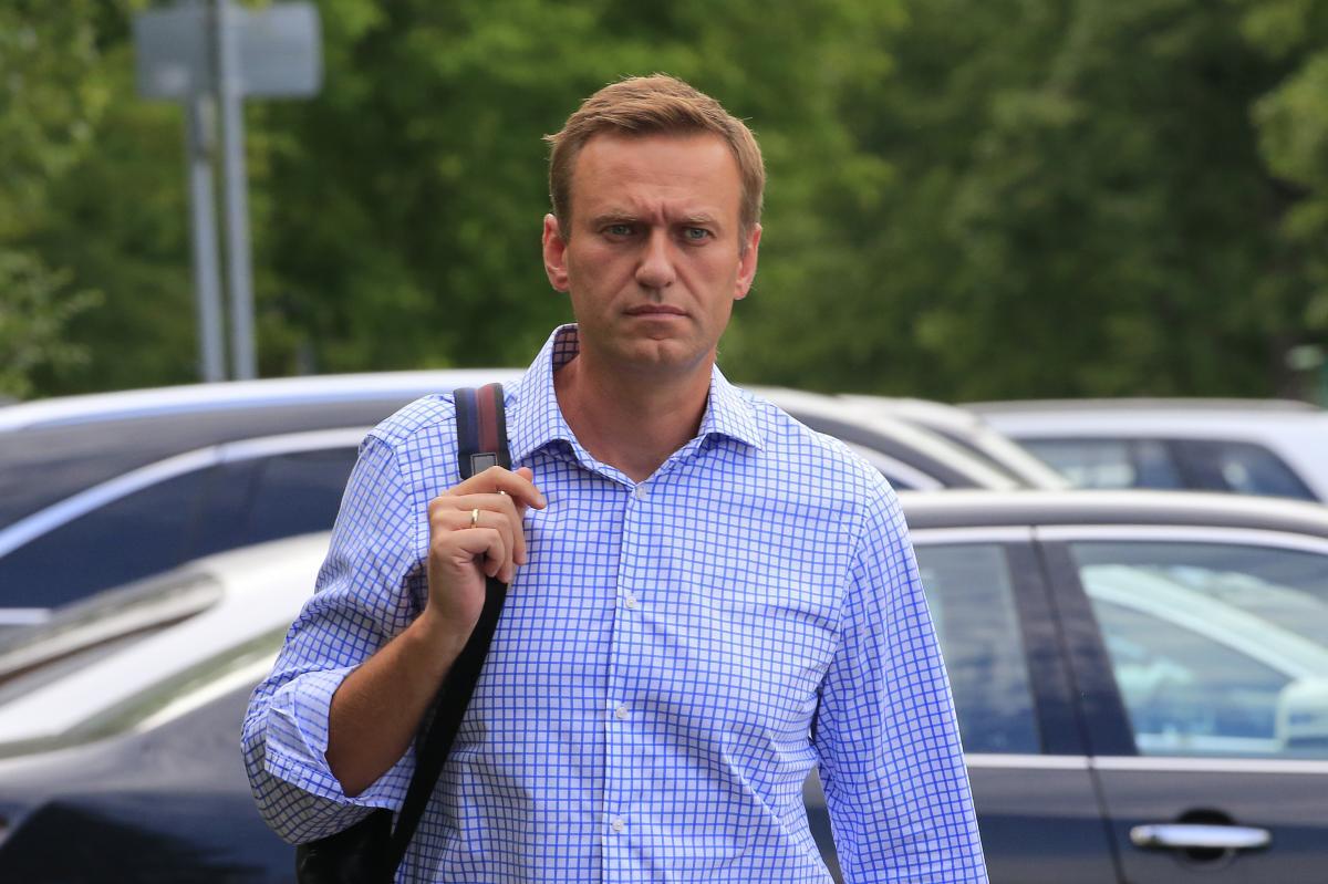 Алексей Навальный пришел в себя/REUTERS