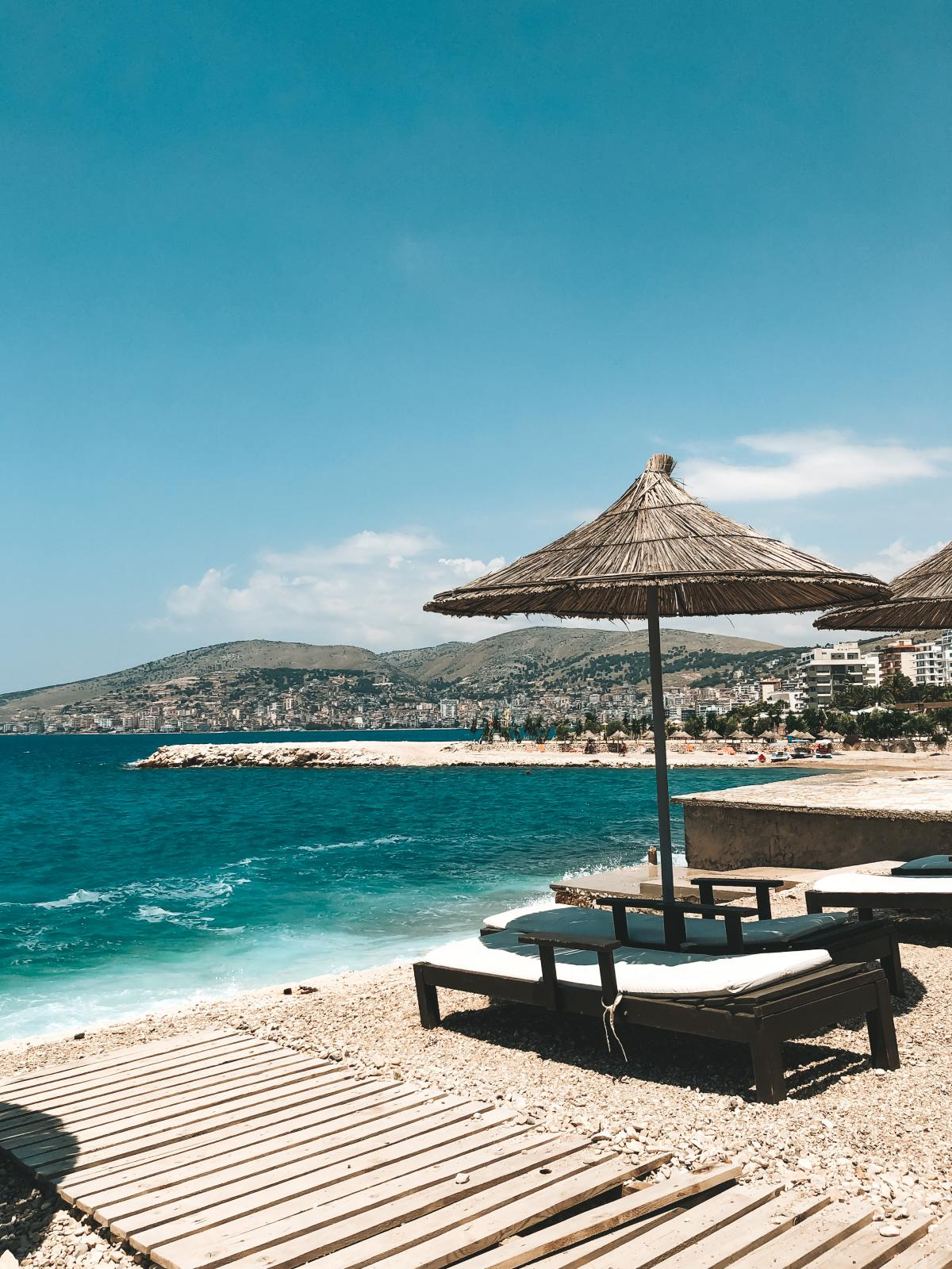 С безопасностью на албанских курортах тоже все в порядке / фото Лилия Прядко