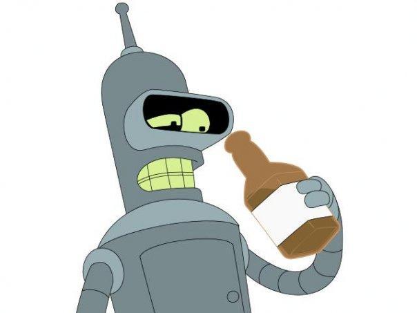 Ученые создали робота, работающего на спирту / Иллюстрация, liveinternet.ru