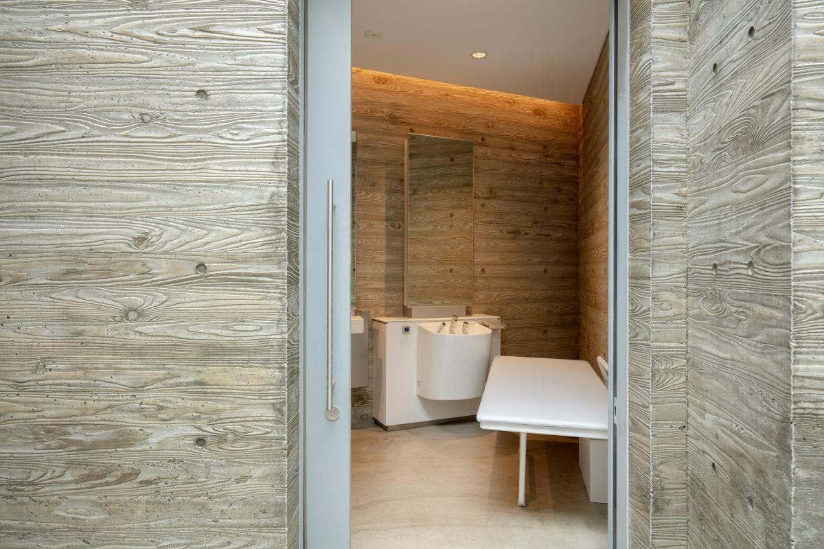 Туалет в форме лабиринта в Токио / Фото Kozo Takayama